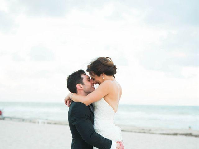 Leynee and Douglas's Wedding in Miami Beach, Florida 15