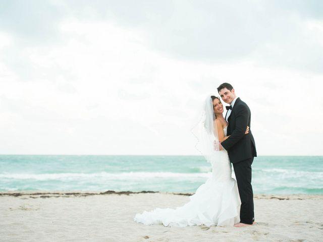 Leynee and Douglas's Wedding in Miami Beach, Florida 24