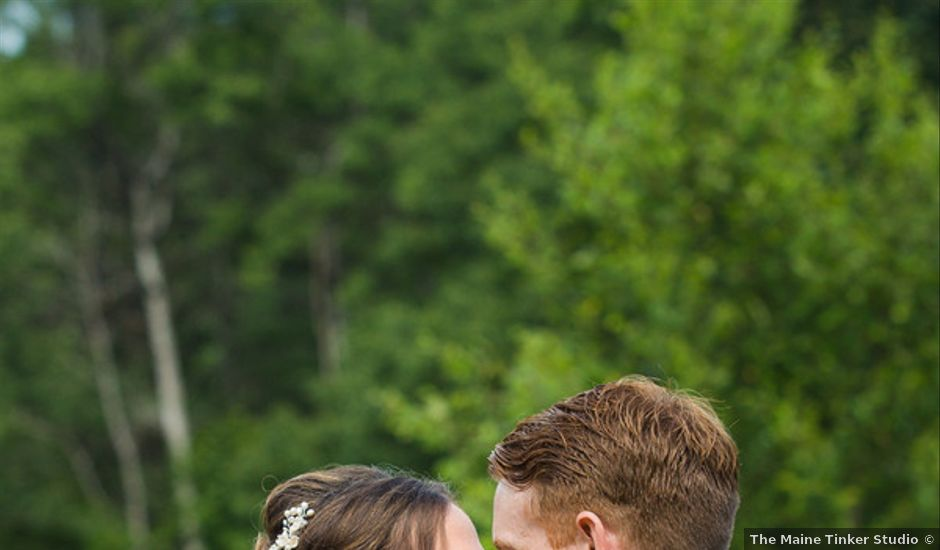 Anna and Mike's Wedding in Wiscasset, Maine