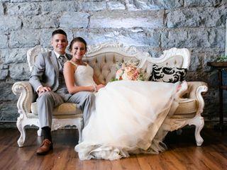 The wedding of Breanna and Sam