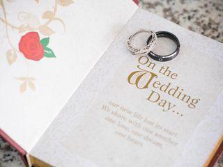 The wedding of Sarah and Martin 3
