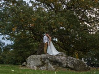 The wedding of Nina and Paul