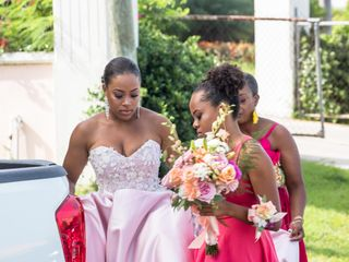 The wedding of Kimani and Dylan 2