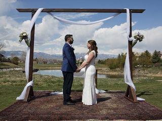 The wedding of Ashley and Nicholas 2