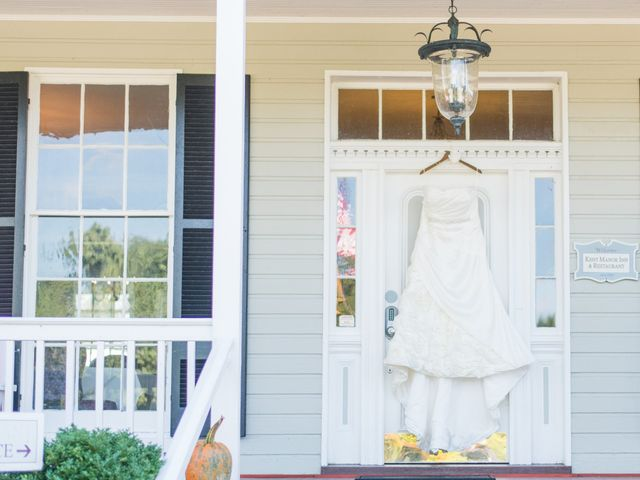 Brian and Rebeca's Wedding in Stevensville, Maryland 5