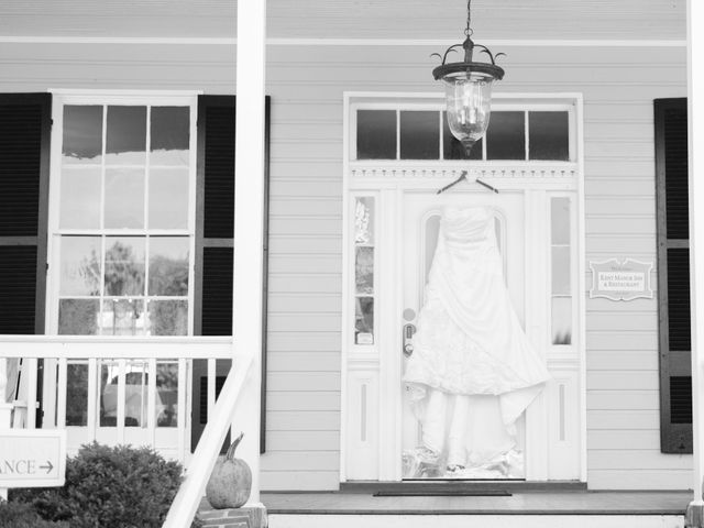 Brian and Rebeca's Wedding in Stevensville, Maryland 1