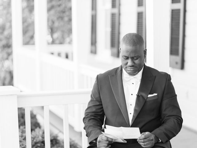 Brian and Rebeca's Wedding in Stevensville, Maryland 32