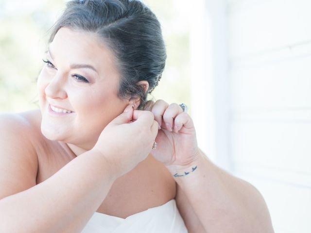 Brian and Rebeca's Wedding in Stevensville, Maryland 83