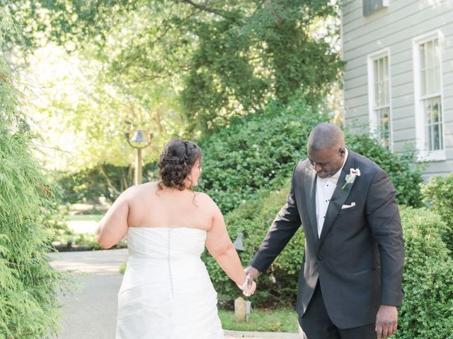 Brian and Rebeca's Wedding in Stevensville, Maryland 102