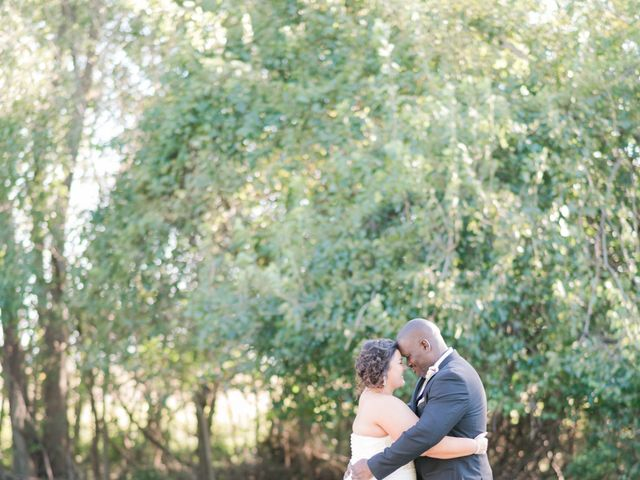 Brian and Rebeca's Wedding in Stevensville, Maryland 113