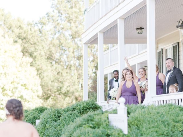 Brian and Rebeca's Wedding in Stevensville, Maryland 116