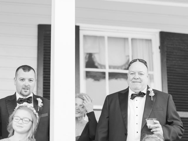Brian and Rebeca's Wedding in Stevensville, Maryland 117