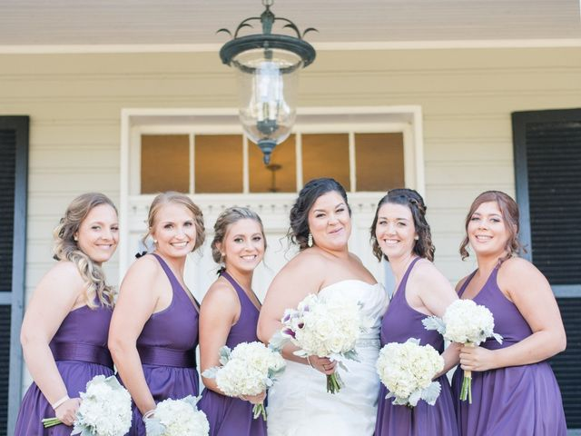 Brian and Rebeca's Wedding in Stevensville, Maryland 119