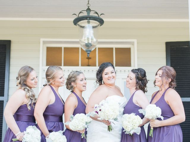 Brian and Rebeca's Wedding in Stevensville, Maryland 120
