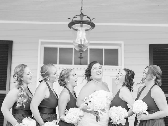 Brian and Rebeca's Wedding in Stevensville, Maryland 121