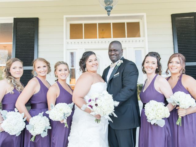 Brian and Rebeca's Wedding in Stevensville, Maryland 123