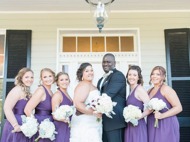 Brian and Rebeca's Wedding in Stevensville, Maryland 124