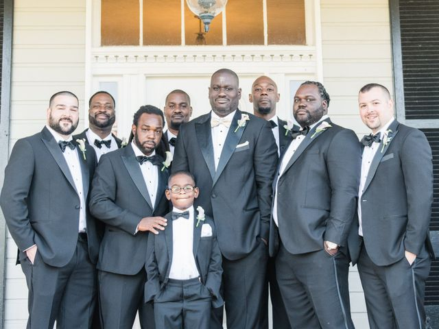 Brian and Rebeca's Wedding in Stevensville, Maryland 125