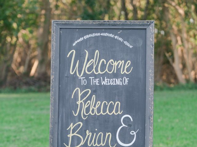 Brian and Rebeca's Wedding in Stevensville, Maryland 151