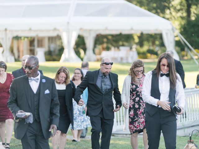 Brian and Rebeca's Wedding in Stevensville, Maryland 159