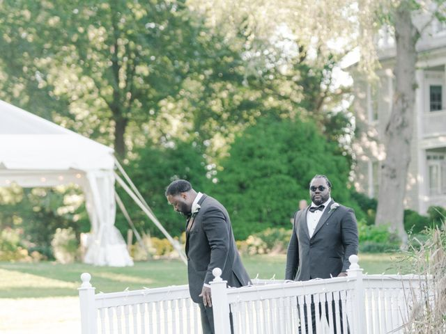 Brian and Rebeca's Wedding in Stevensville, Maryland 160