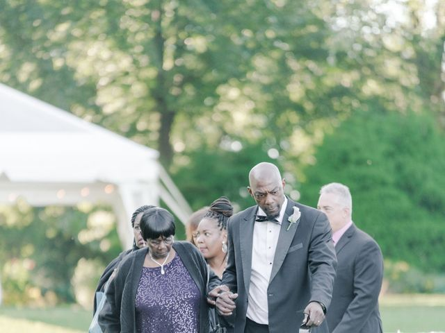 Brian and Rebeca's Wedding in Stevensville, Maryland 162