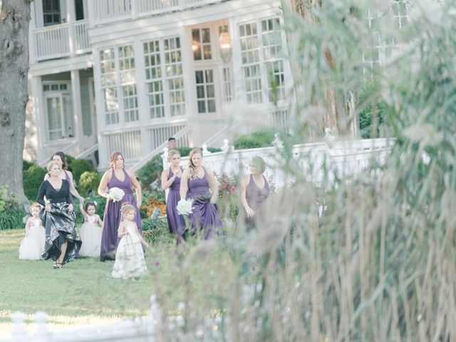 Brian and Rebeca's Wedding in Stevensville, Maryland 168