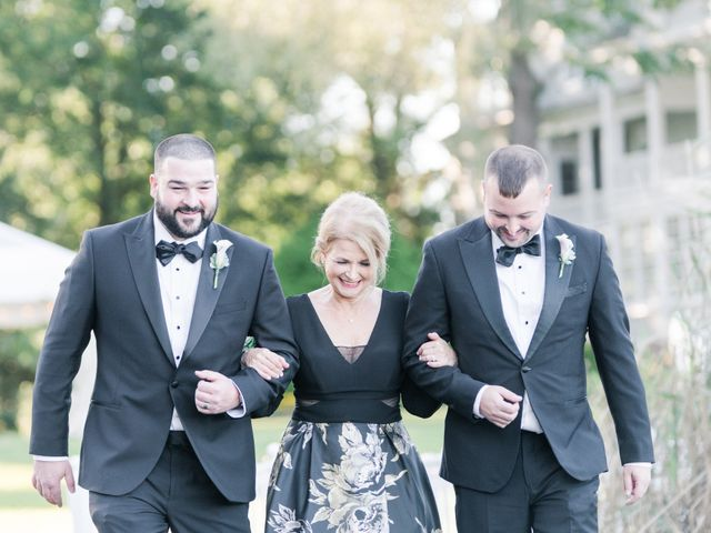 Brian and Rebeca's Wedding in Stevensville, Maryland 174