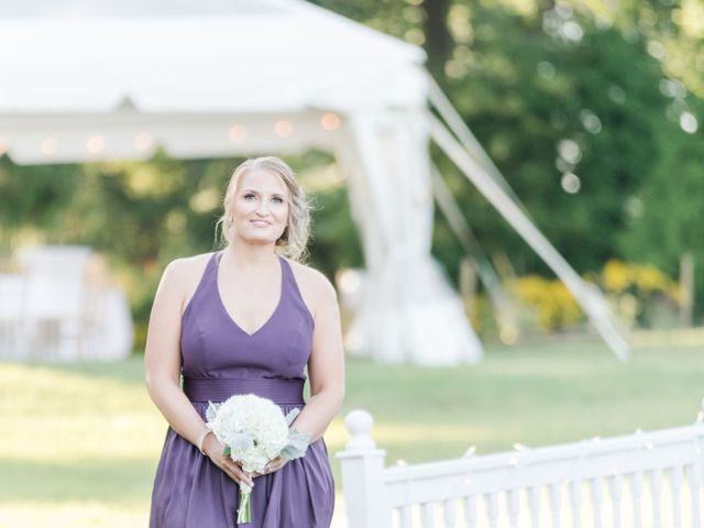 Brian and Rebeca's Wedding in Stevensville, Maryland 175