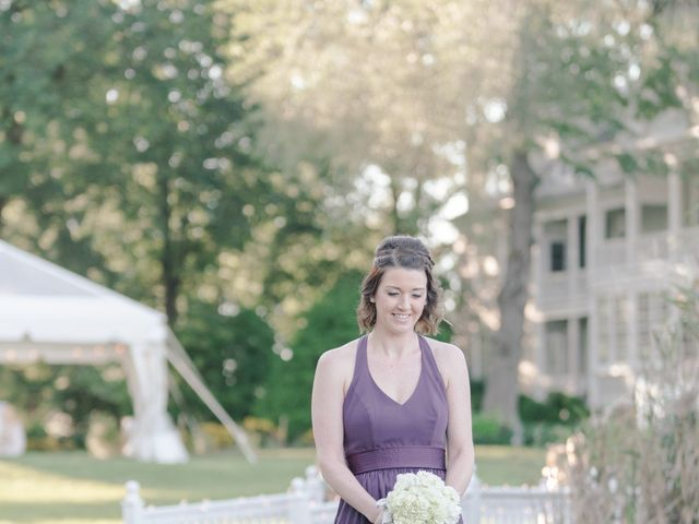 Brian and Rebeca's Wedding in Stevensville, Maryland 178