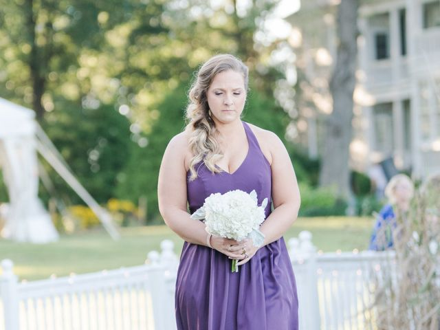 Brian and Rebeca's Wedding in Stevensville, Maryland 181