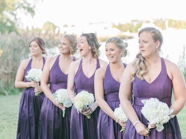 Brian and Rebeca's Wedding in Stevensville, Maryland 183