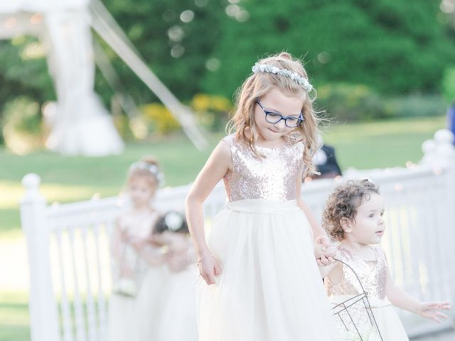 Brian and Rebeca's Wedding in Stevensville, Maryland 184
