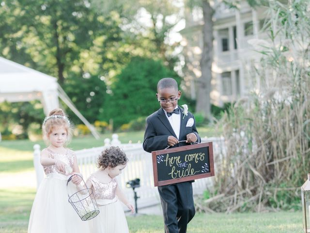 Brian and Rebeca's Wedding in Stevensville, Maryland 188