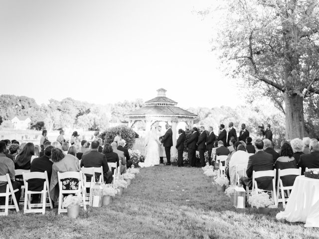 Brian and Rebeca's Wedding in Stevensville, Maryland 206