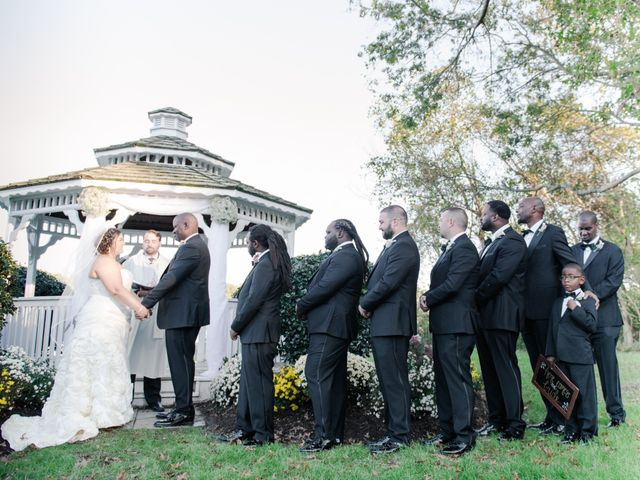 Brian and Rebeca's Wedding in Stevensville, Maryland 209