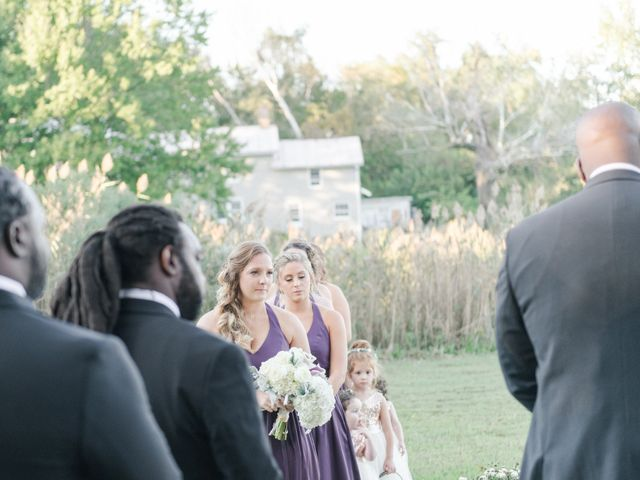 Brian and Rebeca's Wedding in Stevensville, Maryland 216