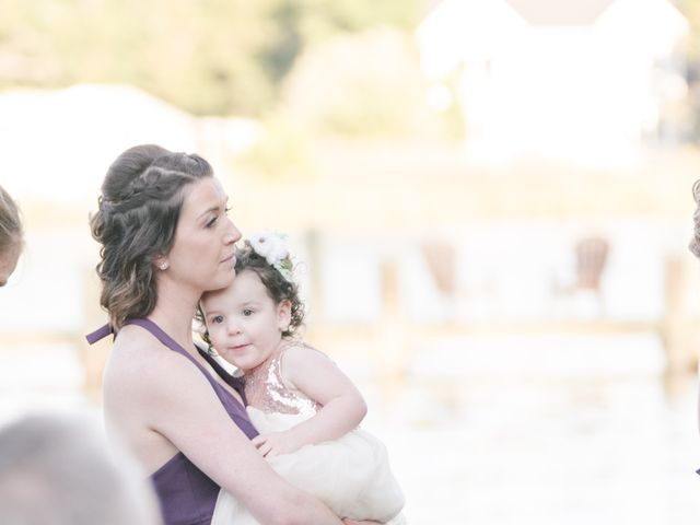 Brian and Rebeca's Wedding in Stevensville, Maryland 219