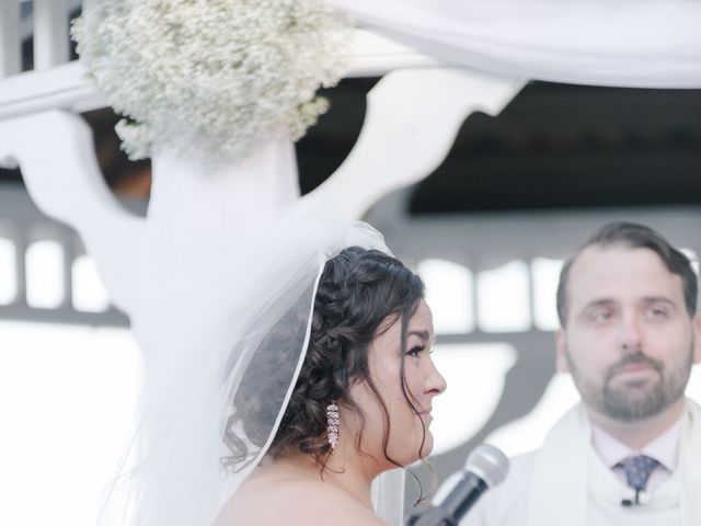 Brian and Rebeca's Wedding in Stevensville, Maryland 223