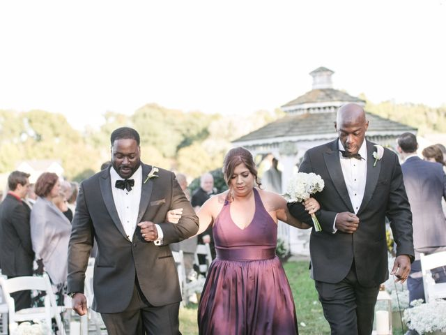 Brian and Rebeca's Wedding in Stevensville, Maryland 238