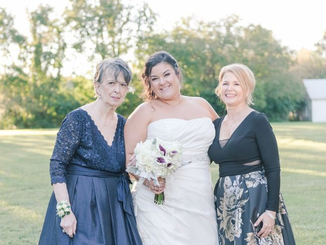 Brian and Rebeca's Wedding in Stevensville, Maryland 247