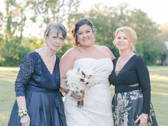 Brian and Rebeca's Wedding in Stevensville, Maryland 248