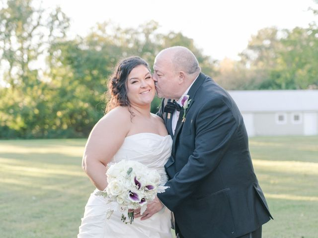 Brian and Rebeca's Wedding in Stevensville, Maryland 251