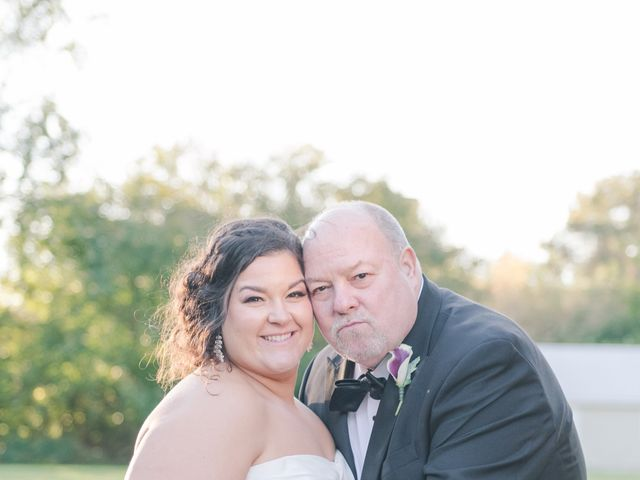 Brian and Rebeca's Wedding in Stevensville, Maryland 253