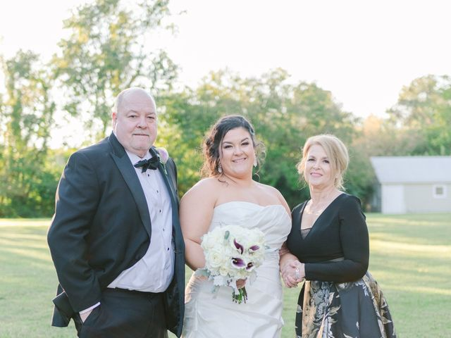 Brian and Rebeca's Wedding in Stevensville, Maryland 256