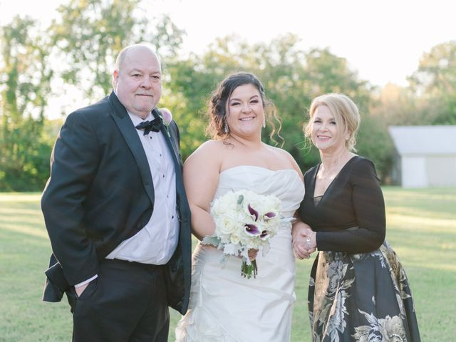 Brian and Rebeca's Wedding in Stevensville, Maryland 257
