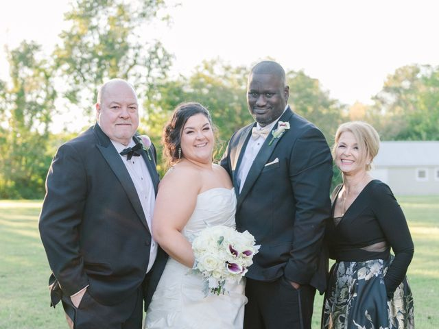 Brian and Rebeca's Wedding in Stevensville, Maryland 258