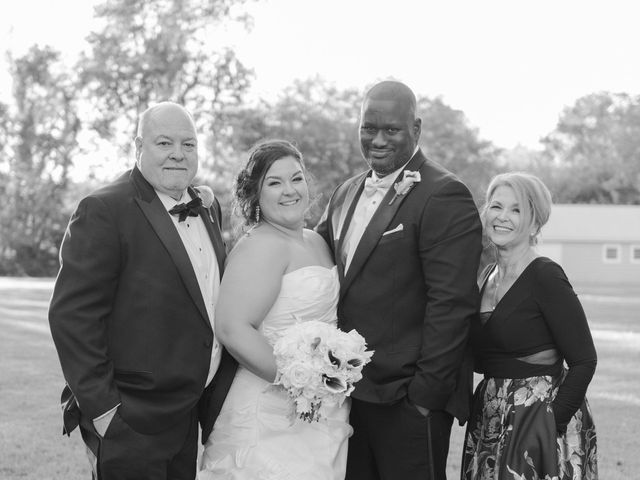 Brian and Rebeca's Wedding in Stevensville, Maryland 259
