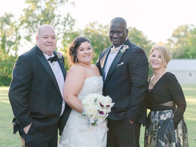 Brian and Rebeca's Wedding in Stevensville, Maryland 260