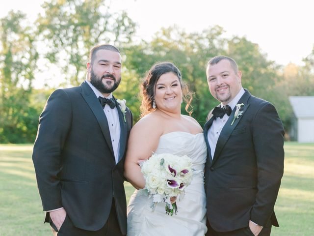 Brian and Rebeca's Wedding in Stevensville, Maryland 261